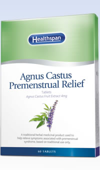 Agnus Castus Premenstrual Relief