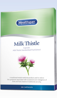 Milk Thistle for Over-Indulgence