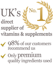 UK's direct supplier in vitamins &amp; supplements